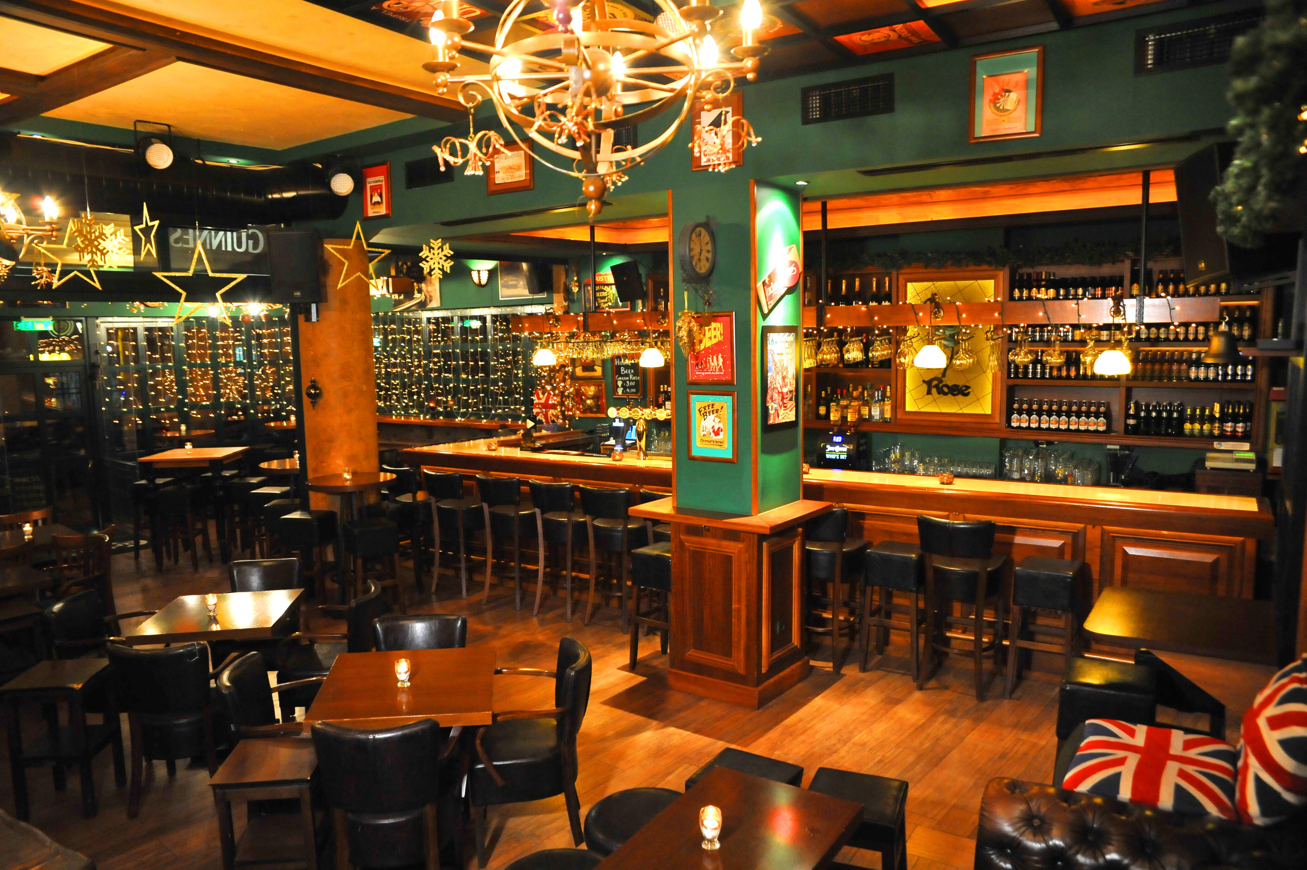 Green Rose Irish Pub